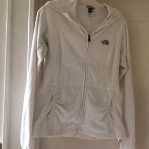 Tops - The North Face TKA 100 zip hoodie M